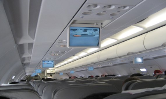 Inflight Video Advertising